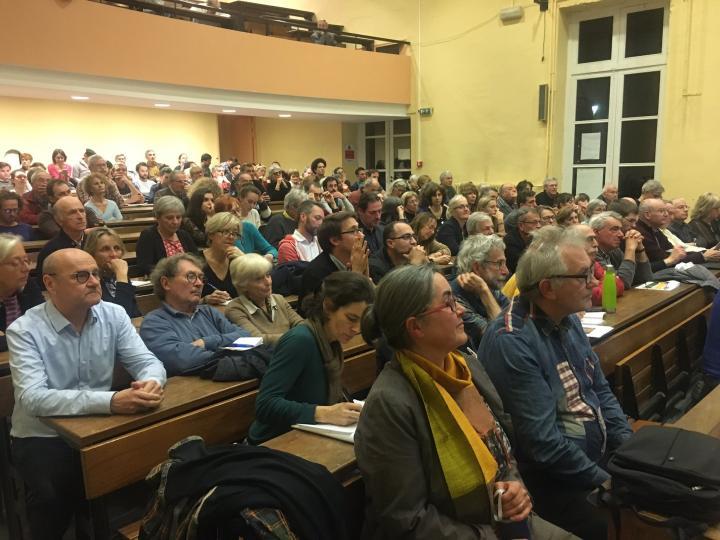 """Table ronde citoyenne """"Municipales et Climat"""""""